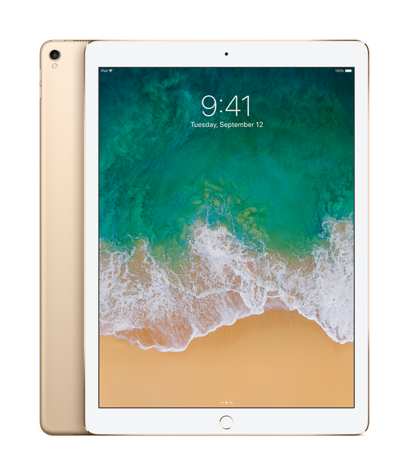 Apple 12.9-inch iPad Pro Wi-Fi 64GB Gold