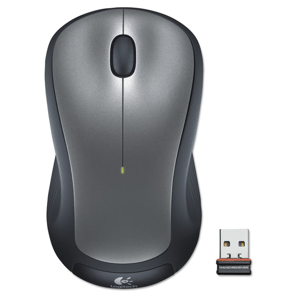 Logitech M310 Wireless Mouse, Silver