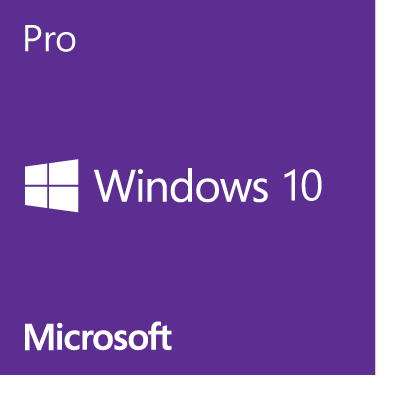 Microsoft Windows 10 Pro 64-bit (OEM Software) - French