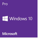 Microsoft Windows 10 Pro 64-bit (OEM Software) - Deutsch
