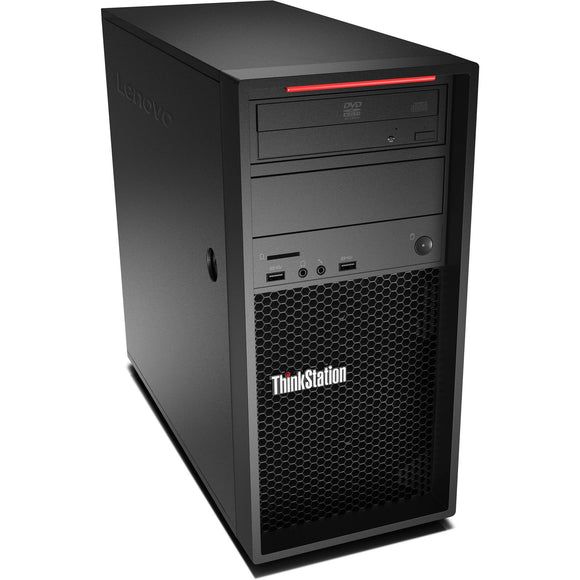 Lenovo 30BX002DUS ThinkStation P520c Intel Xeon W-2123 16GB RAM 512G SSD W10P Tower Workstation