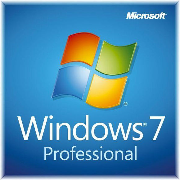 Microsoft Windows 7 Professional 32BIT - OEM DVD
