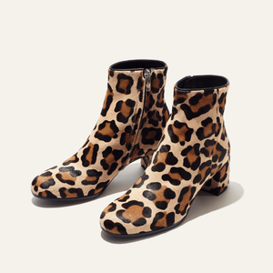 Boot-leopard haircalf