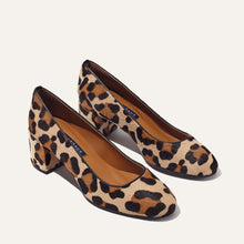 Load image into Gallery viewer, Heel-leopard