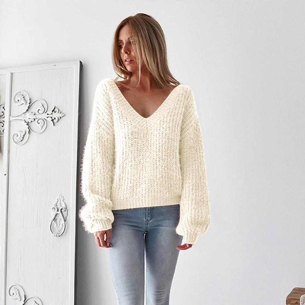 Knitting Casual Sweater