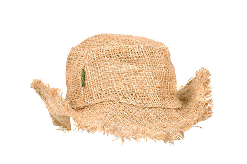 Hemp Hat - Double Weave