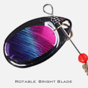 Rotatable Bright Blade