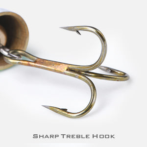 Sharp Treble Hook