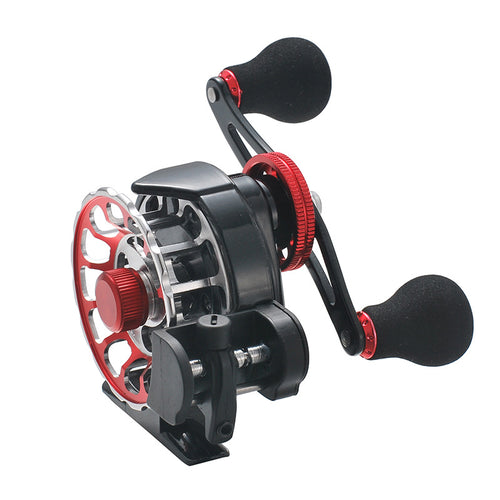 OhCoolstule™Ice Fly Fishing Reel 65mm 3.6:1 10+1BB Right/Left Hand - OhCoolstule