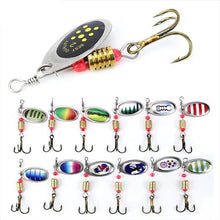 Load image into Gallery viewer, OhCoolstule™ Fishing Lure Fishing Spinner Bait Metal Sequin 10pcs - OhCoolstule