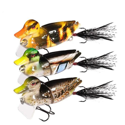 OhCoolstule™ Fishing Lure Hard bait Topwater Swim Duck 2.75in 0.35oz - OhCoolstule