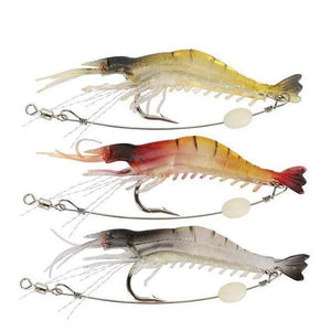 OhCoolstule™ Fishing Lure Soft Bait Artificial Luminous Lots 9cm 5g - OhCoolstule