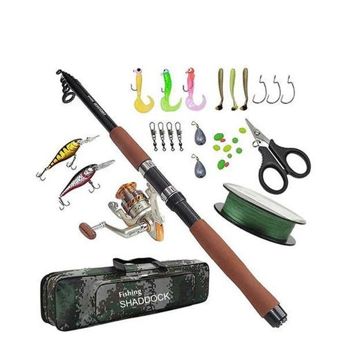 OhCoolstule™ Fishing Rod Combo And Reel Full Kit - OhCoolstule