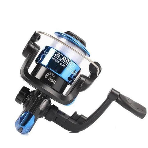 OhCoolstule™ Fishing Reel Spinning Reel 5.2:1 Left/Right Hand 3 axis - OhCoolstule