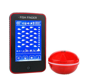 OhCoolstule™ Fishing Depth Sounder Wireless Portable Fish Finder Touch Screen - OhCoolstule