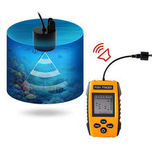 Load image into Gallery viewer, OhCoolstule™ Fishing Portable Sonar Alarm Fish Finder 100M  LCD Fish Finders Echo Sounder - OhCoolstule
