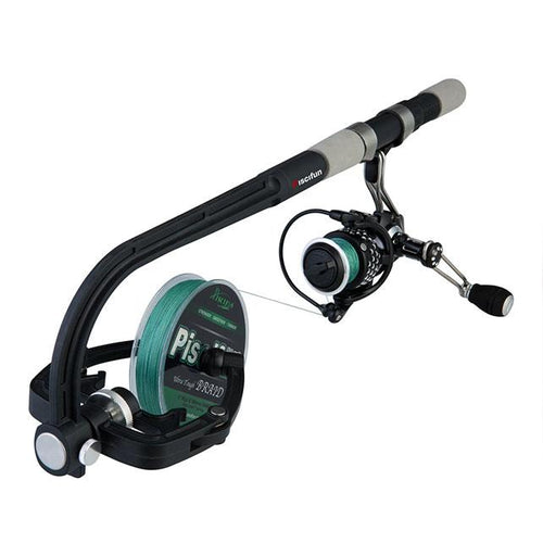 OhCoolstule™ Fishing Line Winder Spooler Machine Spinning Reel Spool Spooling - OhCoolstule