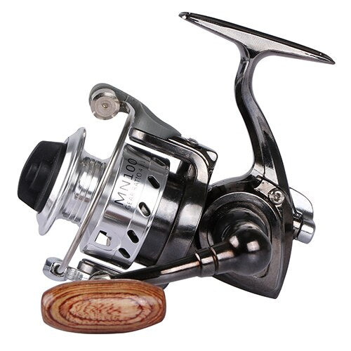 OhCoolstule™ Mini Ice Fishing Spinning Reel MN100 Carp Fishing Wheel - OhCoolstule