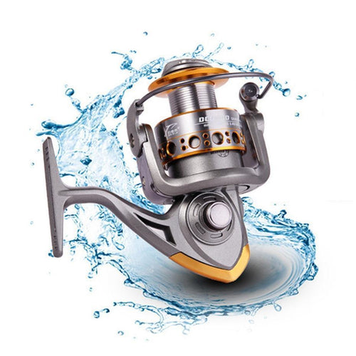 (Limited Time 50% Off) The Latest 13-Axis Full Metal Wire Cup In 2020, Fishing Reel - OhCoolstule
