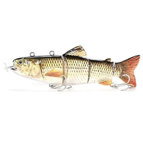 OhCoolstule™ Fishing Lure Power-driven Robotic Multi Jointed 13cm 35g - OhCoolstule