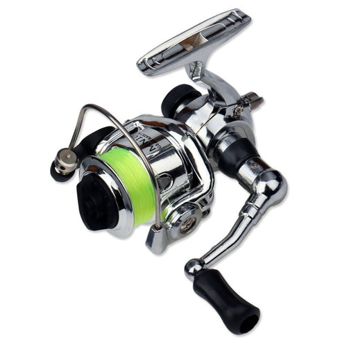 OhCoolstule™Fishing Reel 2+1BB Stainless Steel Bait Mini Casting Reels - OhCoolstule