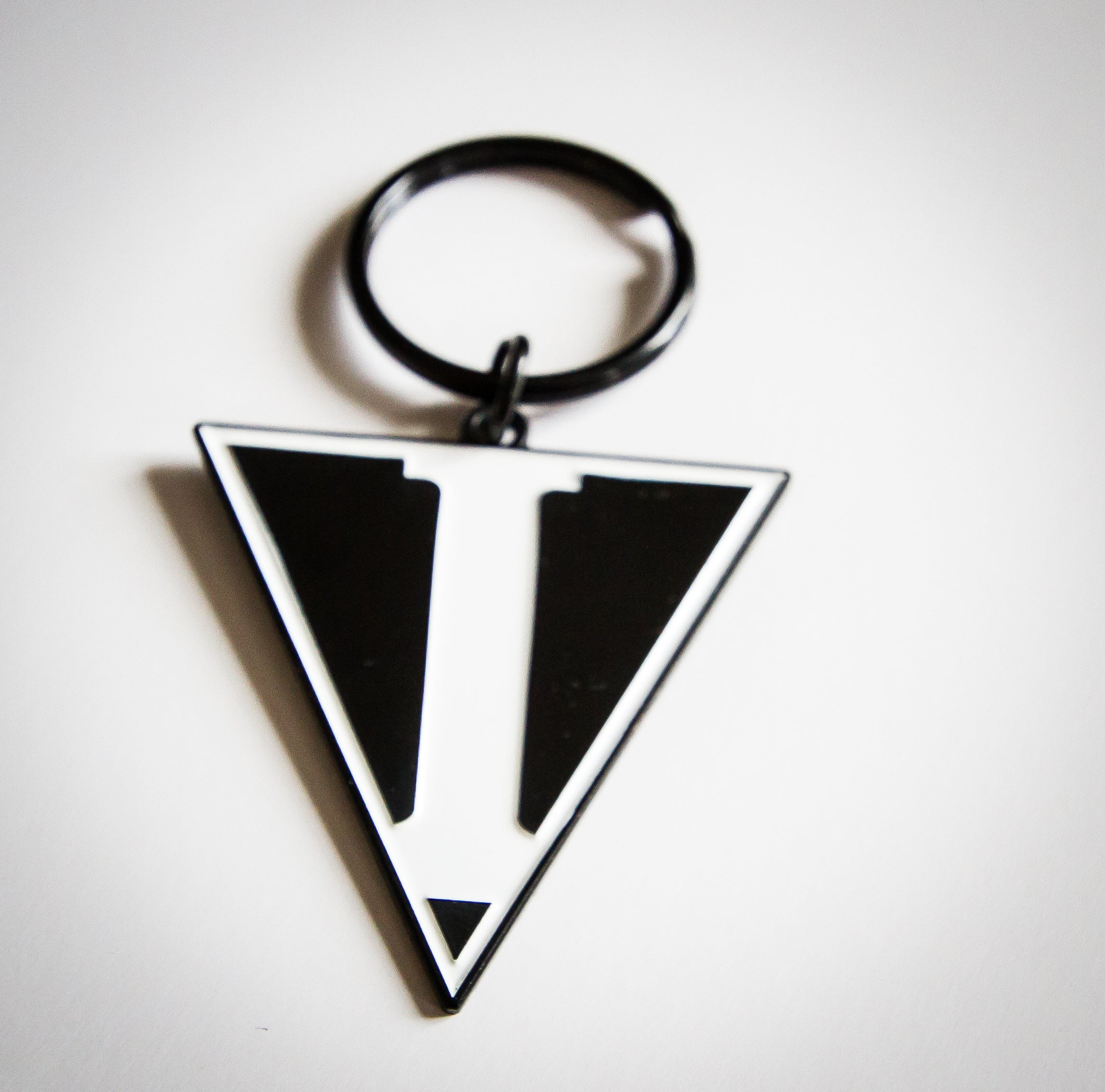 Iconoclast Logo Keyring (UK Only)