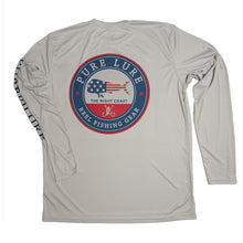 Load image into Gallery viewer, Stars N Stripes Performance Sun Shirt