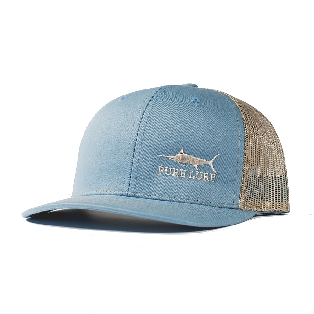Marlin Richie Trucker Hat