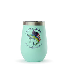 Load image into Gallery viewer, 12oz Sail Salute Wine Tumbler