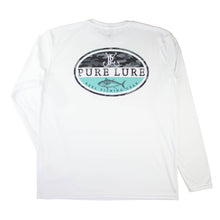 Load image into Gallery viewer, Oval Tuna Performance Sun Shirt