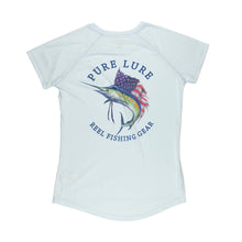 Load image into Gallery viewer, Sail Salute Women's Performance Sun Shirt