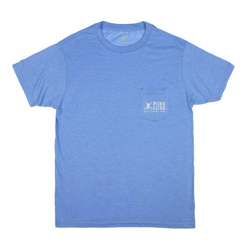 Ink Pen Oval Pocket Tee