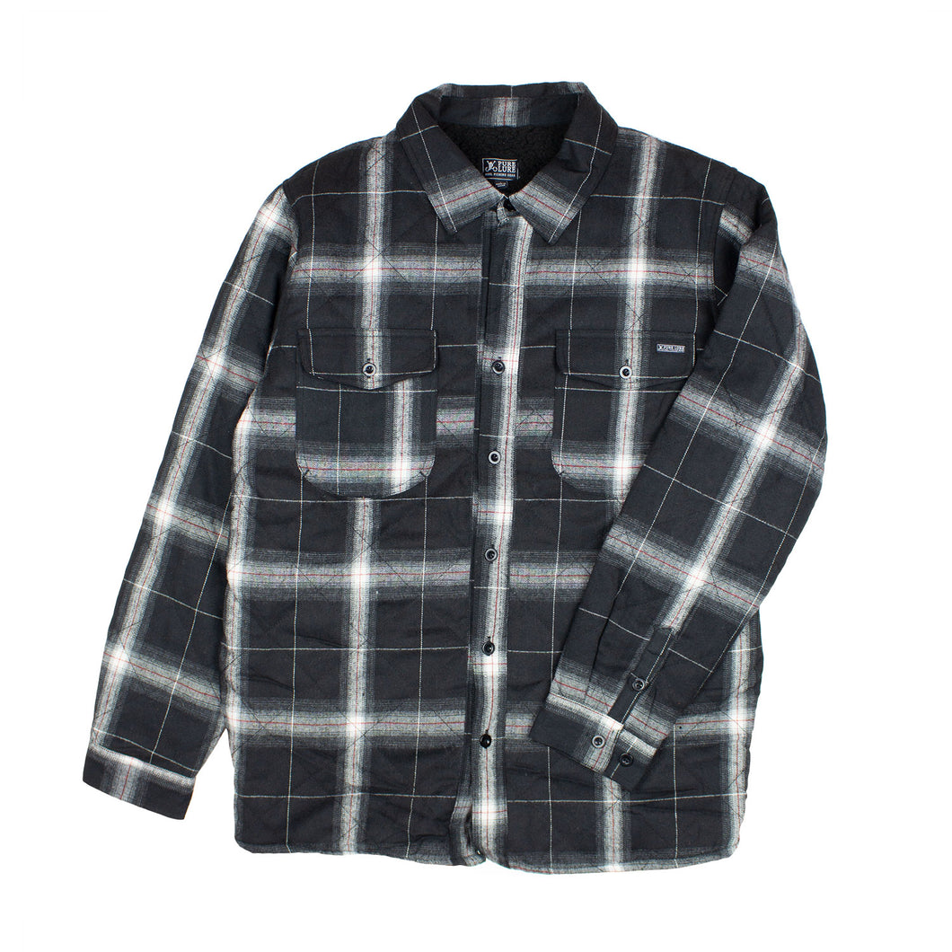 Happy Jack Quilted Flannel
