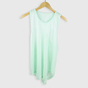 Sophia twist back tank top