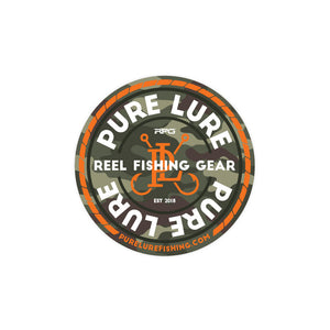 Pure Lure RFG Sticker