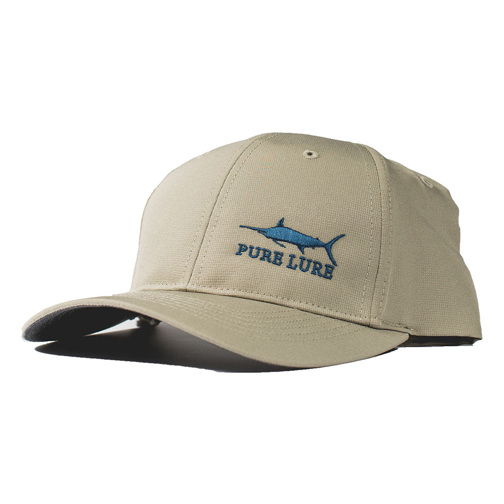 Marlin Solid Back Hat