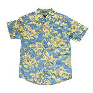 Classic Floral Short Sleeve