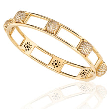 Paloma Picasso for Tiffany & Co. 18K Yellow Gold and Diamond Bracelet
