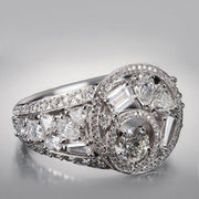 Chanel Fine Jewelry Cosmos Diamond Ring - Tiina Smith Jewelry