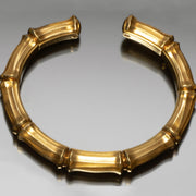 "Cartier 18k Gold ""Bamboo"" Suite"