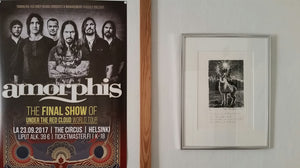 Amorphis/The Golden Elk/Lithography