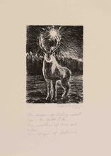 Load image into Gallery viewer, Amorphis/The Golden Elk/Lithography