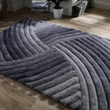 Verge Furrow Rug