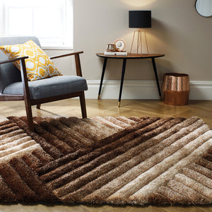 Verge Lattice Rug