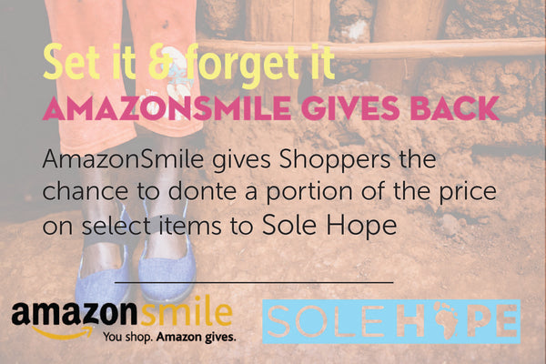 AmazonSmile - Shop for Sole Hope