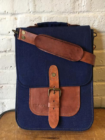 The Journeyman Messenger Bag