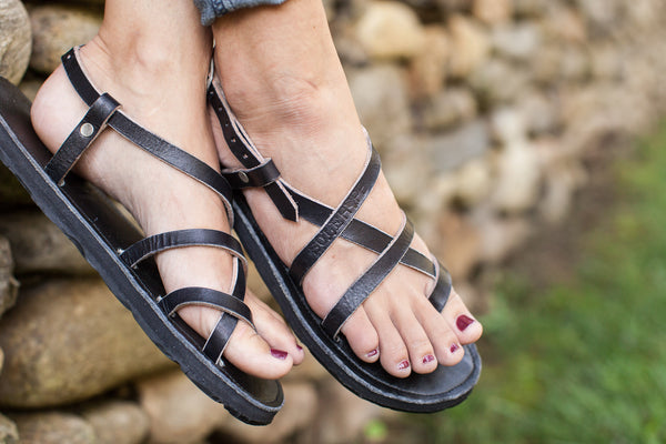 "SALE ""Nyabo"" Sandal (Only in Sizes 36)"