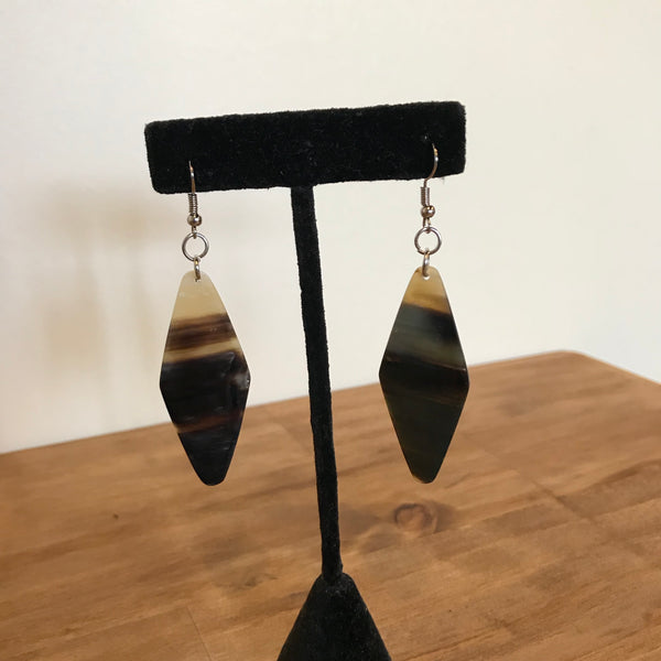 Ankole Horn Earrings