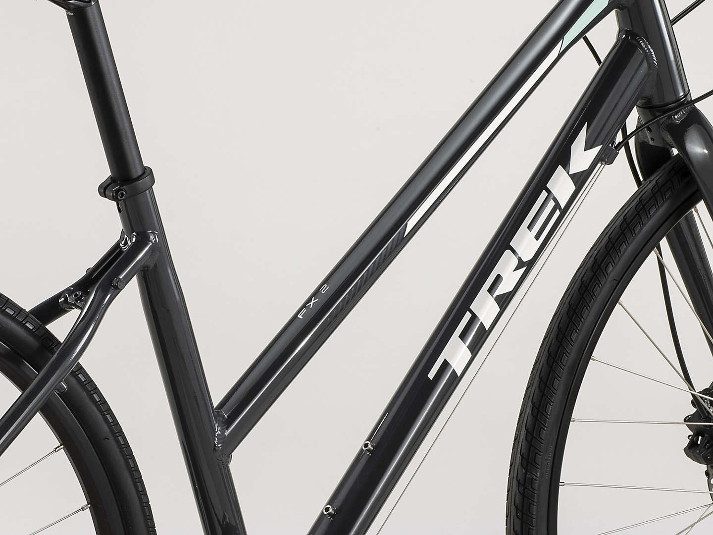 Trek FX 2 Women's Disc Hybrid Bike