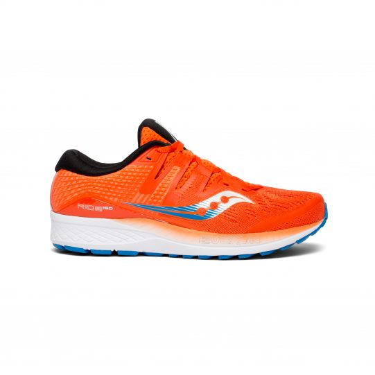 Saucony Ride ISO Mens Road Running Shoes